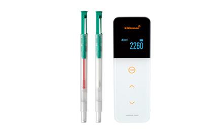 測定器(ルミテスターsmart)で身のまわりを実証実験